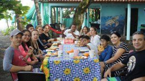 voluntariado tortugas marinas en panamá