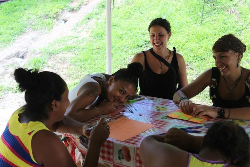 programa de empoderamiento de la mujer voluntariado en nicaragua