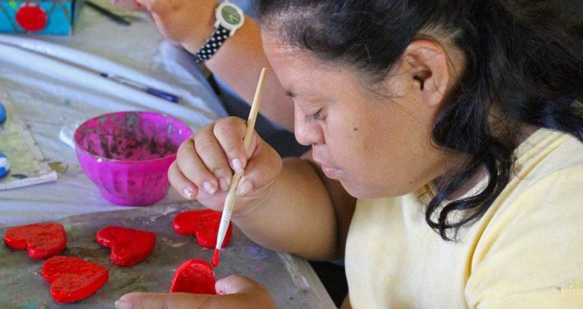 Voluntariado con niños de habilidades diferentes en Nicaragua