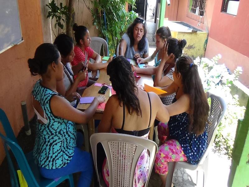 empoderamiento de la mujer en nicaragua- niñas embarazadas