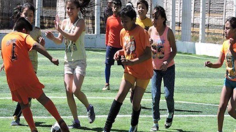 sports volunteer program in Guatemala