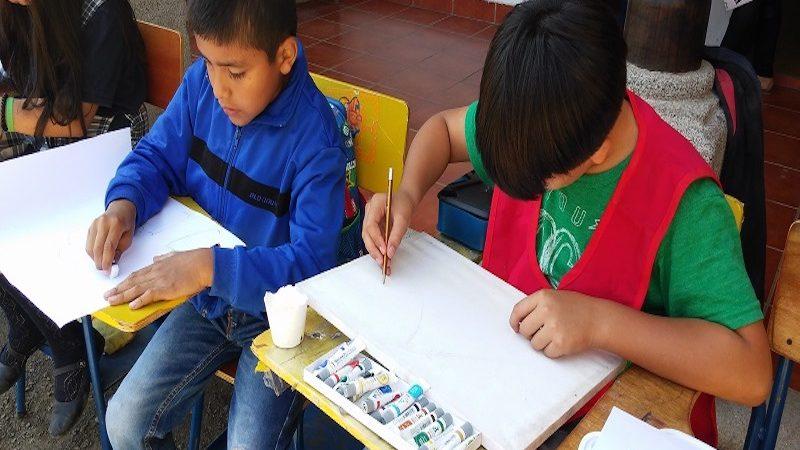 voluntariado Educación en Guatemala