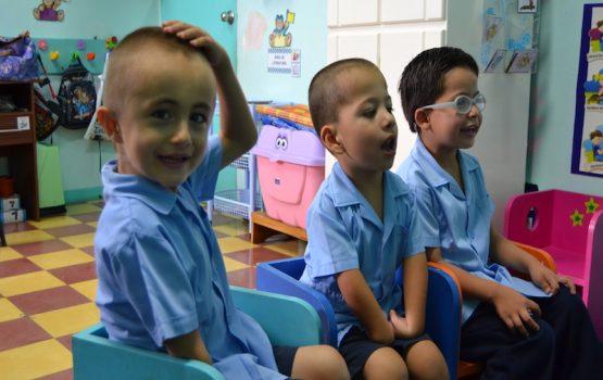 voluntariado con niños necesidades especiales