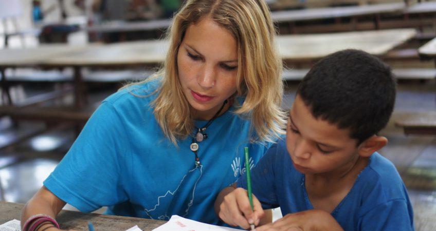 Voluntariado refuerzo escolar para niños en Nicaragua - Latinoamérica