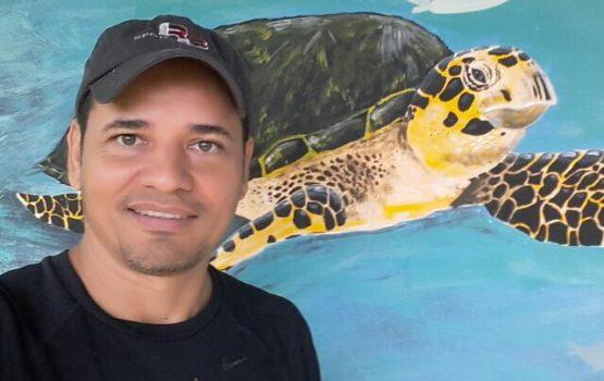 jacinto coordinador tortugas marinas en panama