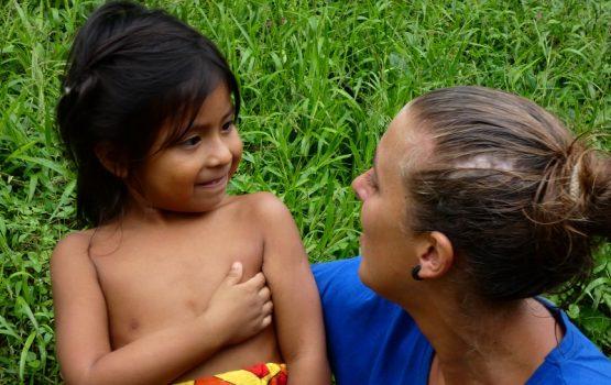 Empoderamiento de mujeres comunidades indígenas en Panamá
