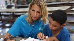enseñanza-en-con-niños-Nicaragua