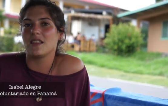isabel volunteering in panama testimony