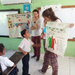Panamá Tortuga educación