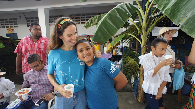 Volunteer panamá
