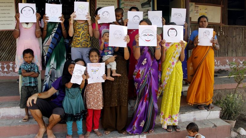 overseas volunteer programs india