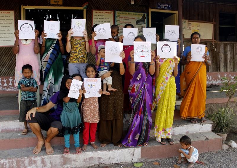 Volunteer in India WOMEN SHELTER
