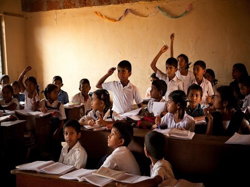 voluntariado enseñanza-en-la-india