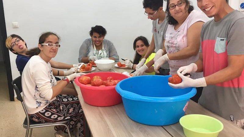 Voluntariado con niños con necesidades especiales