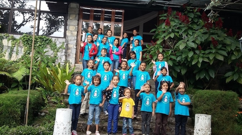 apoyo en hogar de niñas nicaragua volunteer in orphanages