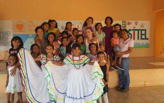 volunteers from America