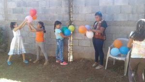 Voluntarios internacional