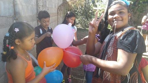 niños en nicaragua