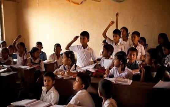 enseñanza-en-la-india