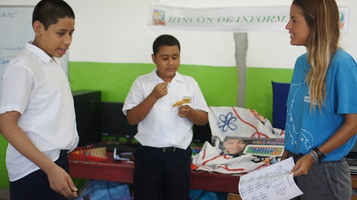 volunteering in teaching in panama