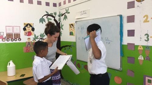 voluntariado en enseñanza latinoamerica