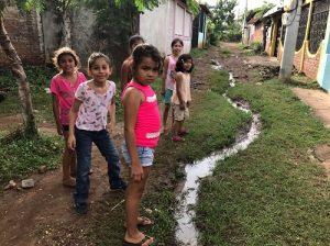 volunteering in nicaragua with children