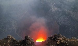 Volcan masaya voluntariado