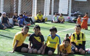 programa de voluntariado deportivo en Guatemala