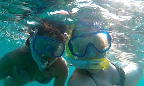 snorkling-in-Dominican-Republic