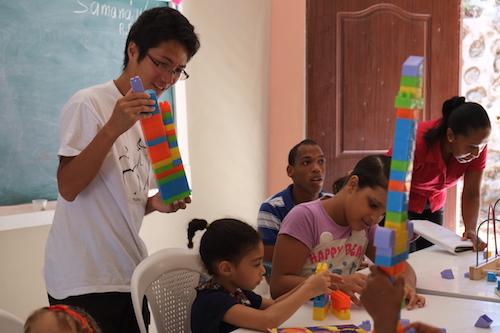programa de voluntariado endesarrollo comunitario