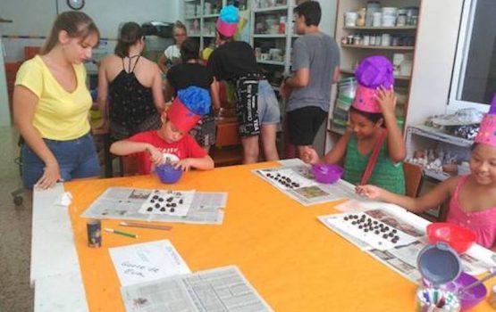 voluntariado en el programa de apoyo escolar en valencia españa