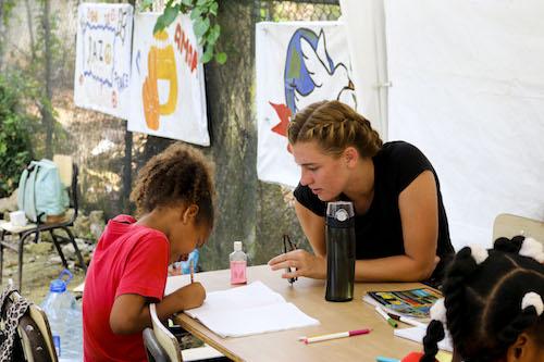 voluntariado enseñanza en república dominicana