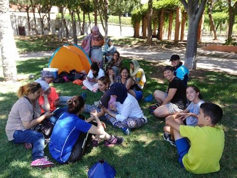 voluntariado para el empoderamiento de la mujer en Valencia (España)