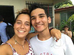 voluntariado Centroamérica experiencia