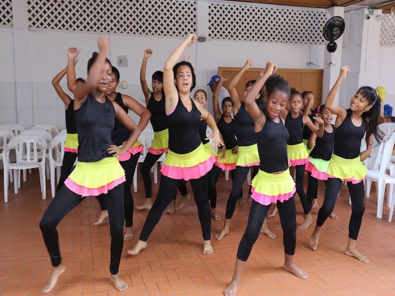 Voluntariado cultural con deporte en Colombia