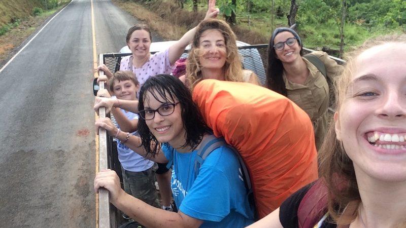 voluntariado internacional como viajar