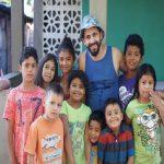 voluntarios nicaragua