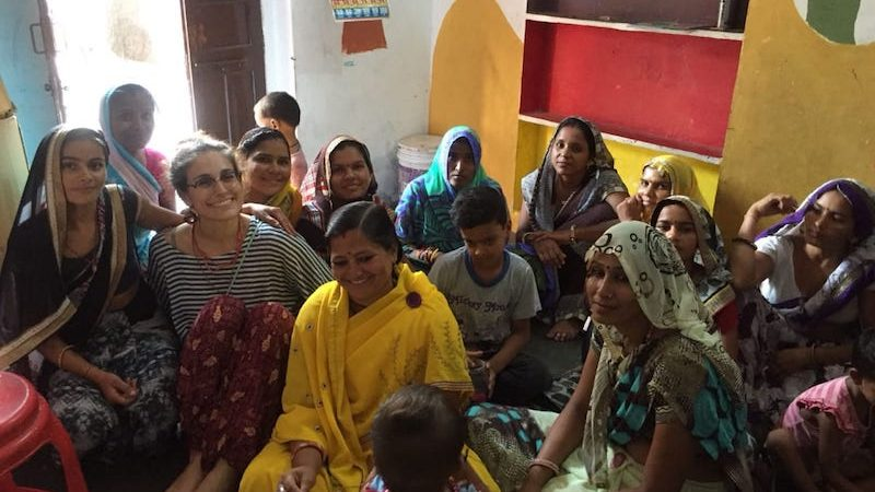 Voluntariado empoderamiento madres jóvenes