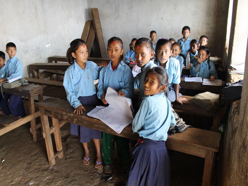 teaching Nepal
