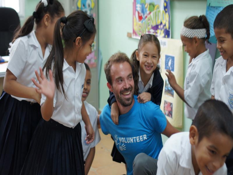 Voluntariado en Ciudad de Panamá