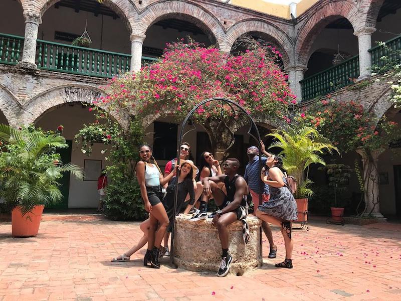 voluntariado en Colombia