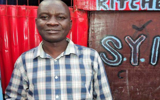 George Coordinador en Kenia