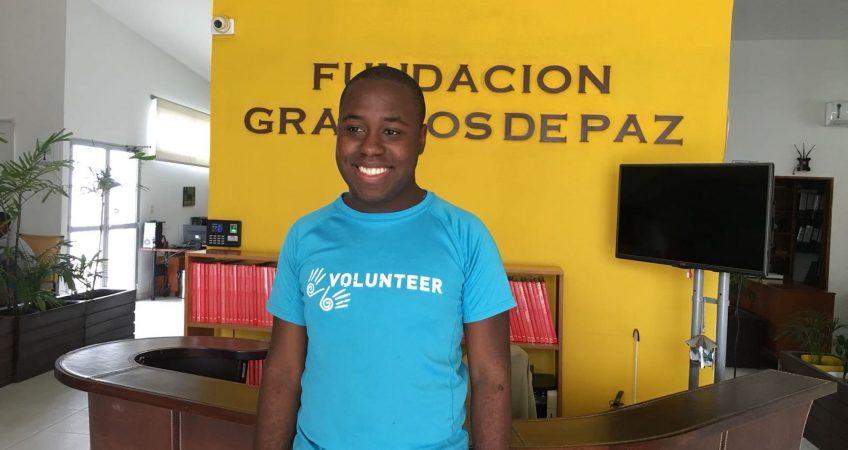 Josimar, coordinador Colombia