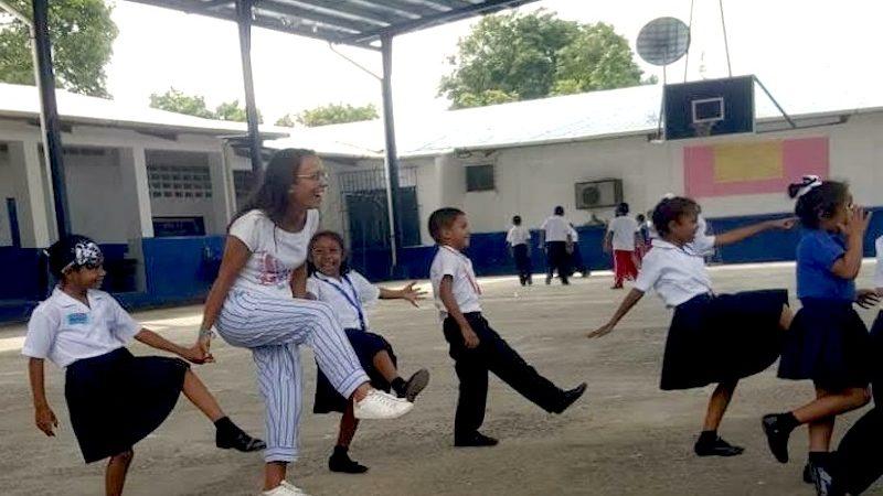 Mi voluntariado en Panamá