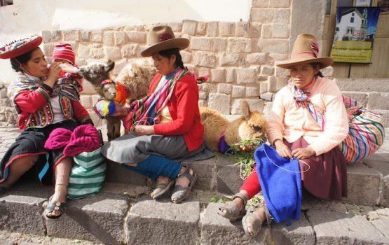 empoderamiento mujeres quechua