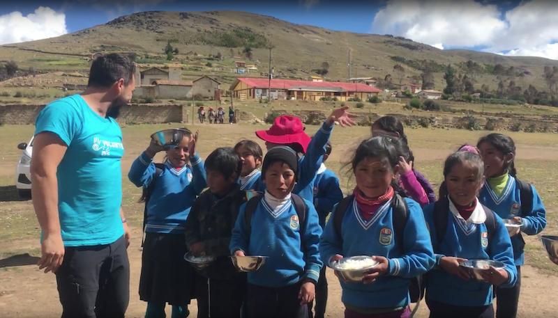 voluntariado enseñanza Cusco