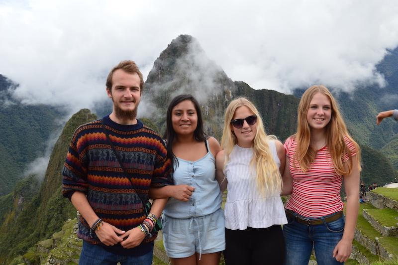 voluntariado cusco Perú
