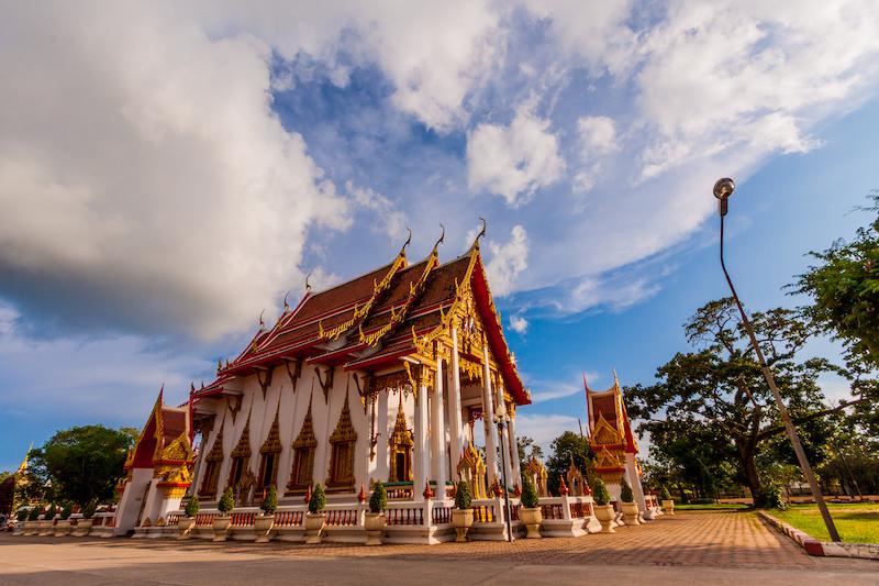 visita voluntariado Tailandia