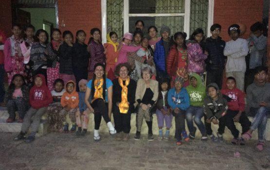 Voluntariado en Nepal con una ONG