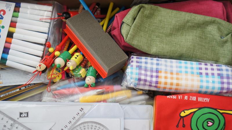 recolecta-de-útiles-escolares